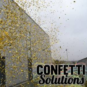Continuous Flow Confetti Cannons