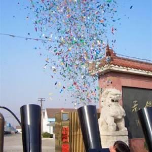 Large Confetti Cannons - Confetti Solutions
