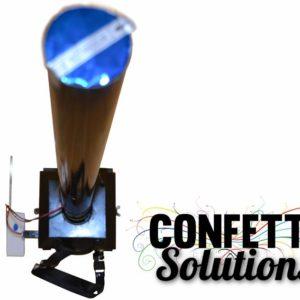 Confetti Blaster - Confetti Solutions