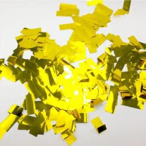 Metalic Confetti